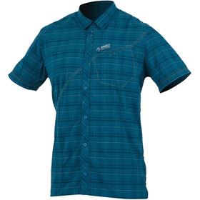 Directalpine Ray 3.0 Bluzka z krótkim rękawem Mężczyźni niebieski